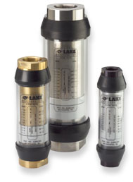 LAKE FLOW METERS - BASIC INLINE, REVERSE FLOW