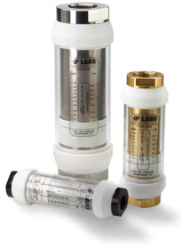 LAKE FLOW METERS - PHOSPHATE ESTER, REVERSE FLOW